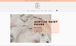 SQ Designs An artistic online store, focused on selling acryl...