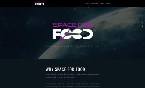 Space for Food
