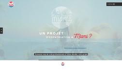 Mon Projet Miami New Website Design