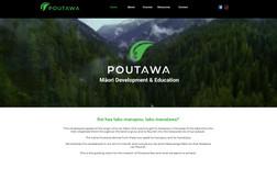 POUTAWA REO -  NEW ZEALAND Maori education site, bookings & blog