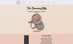 SHUVEL_BOUNCING KITTY An awesome eCommerce storefront that sells premium...