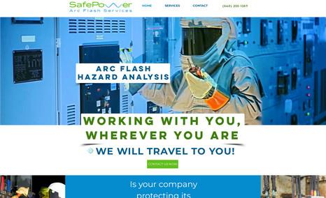 Safe Power LLC Arc Flash Analysis company.