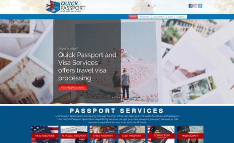Quick Passport & Visa Services