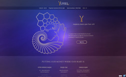 Yufiel Website we created for a financial services compan...