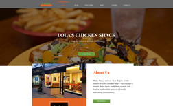 Lolas Chicken Shack If you haven't been to Lola's you don't know what ...