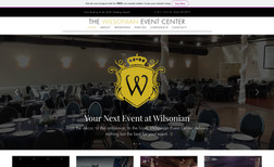 The Wilsonian Events Center We designed the Wilsonian to reflect their elegant...