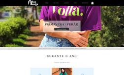 moça bonita boutique de moda feminina, site com vendas online