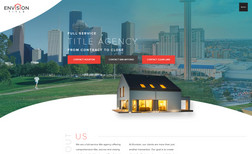 Envision Title Website design and full Branding || Envision is a ...