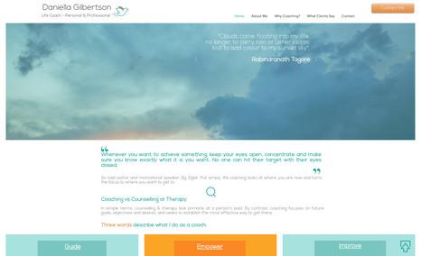 Daniella Gilbertson Coaching Daniella Gilbertson is a qualified counsellor and ...
