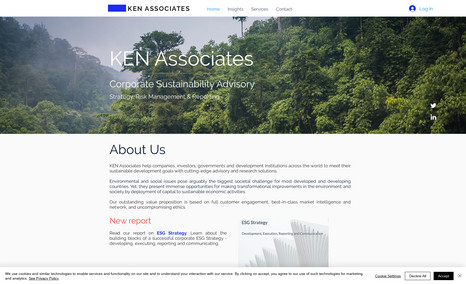 Business Conference Website We created a bespoke booking using connected datas...