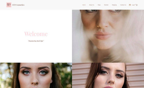 lvdcosmetics Shop Vegan Cosmetics