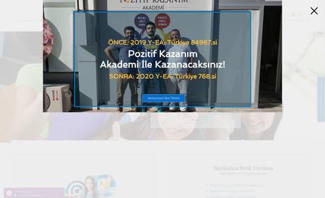vippozitif Pozitif Kazanım Kişisel Gelişim Kursu Web Sitesi