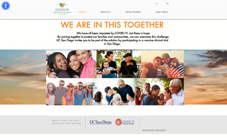 Covid Prevention Network San Diego