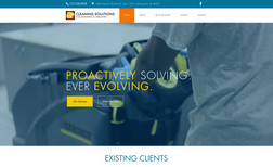 Cleaning Solutions Website design, Re-branding, Videography, SEO ||  ...