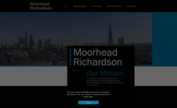 Moorhead Richardson Our mission is to provide a professional, personal...