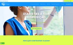 i-clean Loja Virtual para contratação de Serviço de Limpez...