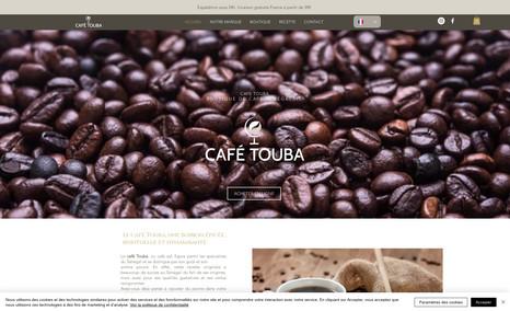 cafe-touba Site eCommerce et optimisation du référencement na...