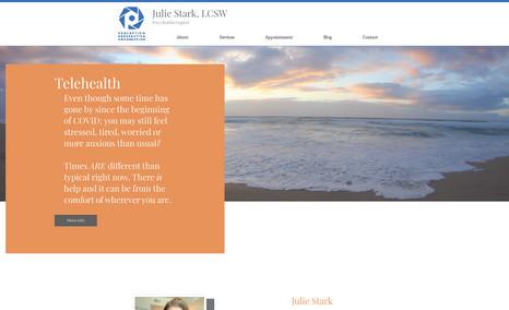 Julie Start Psychotherapist