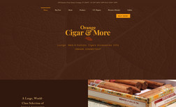 Orange Cigar & More Brick & Mortar Cigars, images, 💥user experience and more.