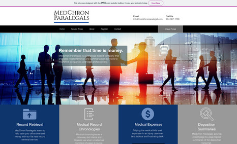MedChron Paralegals Record retrieval and summarization services to ins...