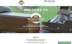 Pro-Kraft Builders Professional Home Improvement Services in Hawaii