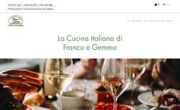 La Cucina Italiana di Franco e Gemma Italian restaurant in Puerto Rico.