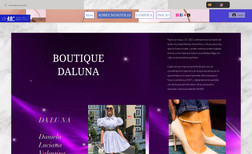 Daluna Boutique An online store focused on selling clothes and acc...