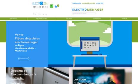 electrozen Site de vente en ligne de pièces détachées et dépa...