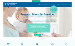 wilsonspharmacy Local pharmacy in Pittsburgh needed an online make...