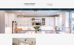 Projects By Coleson This is the ultimate website for general contracto...