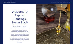 Psychic Readings Susan Black