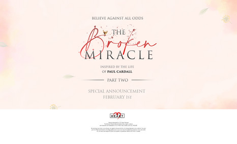 The Broken Miracle