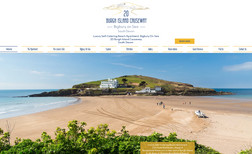 20 Burgh Island Causeway Created a new website for a holiday rental propert...