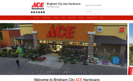 brighamcityace I did a complete re design on this site and the cl...
