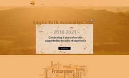 Sunny Path Associates Sunny Path Associates, LLC is a public procurement...