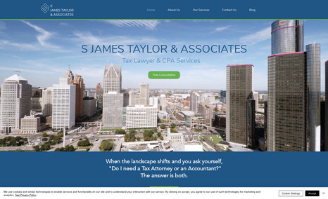 SJ Taylor PC Tax Attorney & CPA Services