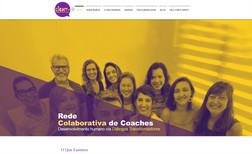 8 Diálogos Site de grupo colaborativo de coaches e mentores