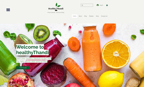Healthy Thandi