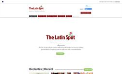 The Latin Spot Comunidad bilingüe con enfoque latino.