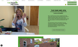 Medical Spa Website