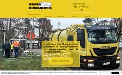 gebruers Nieuwe website voor een ruimingsbedrijf uit Olen
