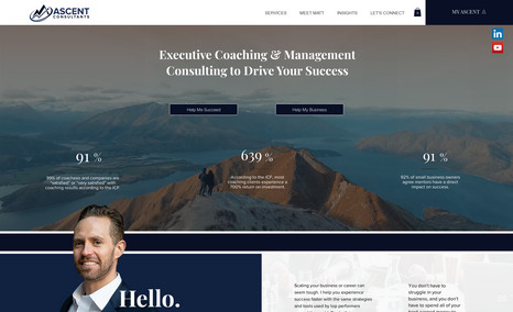 Ascent Consultants Expert Consulting & Business Coaching | Houston, T...