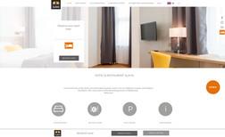 Hotel & restaurant Boskovice Web presentation of the hotel Boskovice
