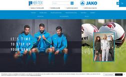 Her-Texsportshop Officiële Jako-webshop met sport- en vrijetijdskle...