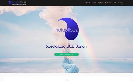 Indigoflowz High-Performance Web Design