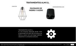 almi Empresa dedicada al pavonado en Barcelona