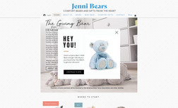 Jenni Bears Comfort Bears and Gifts From the Heart