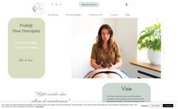 Alice de Jong An elegant make-over of an existing website for th...