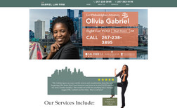 Olivia Gabriel Law Firm Olivia Gabriel is an attorney in Philadelphia that...