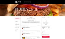 lanchonetedozaio plataforma de delivery para venda online do cardap...